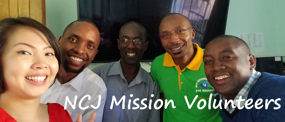 NCJ Mission Volunteers